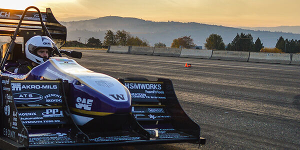 Uw Incorporates Aerospace Technology Into Formula Racecars